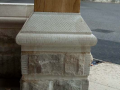 Beutifully crafted stone work