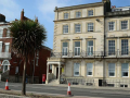 Weymouth Seafront restoration Carlton Hotel