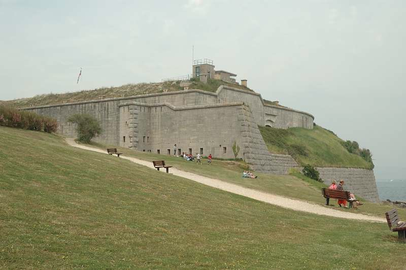 Magnificant Nothe Fort kept up and running, conservation Tudor Rose Masonry & Conservation Ltd